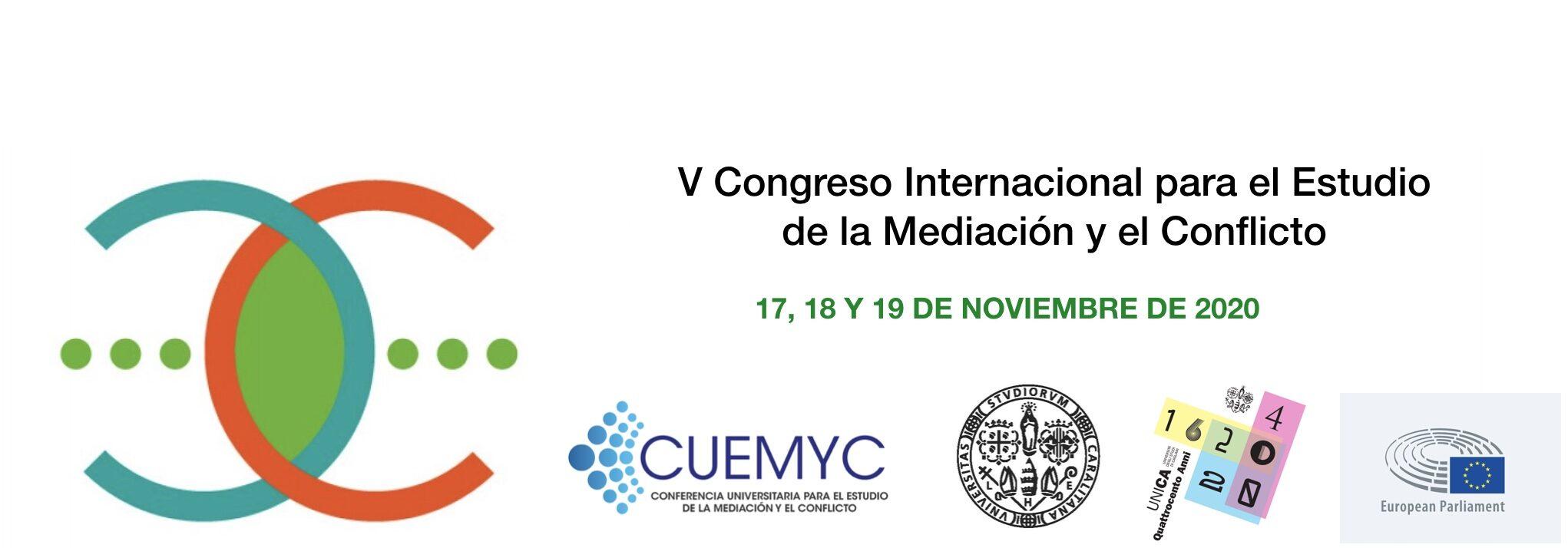 V Congreso Internacional para el Estudio de la Mediación y el Conflicto